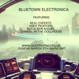 Bluetown Electronica live show 05.03.17