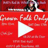 Masta Mixshow 12-11-16