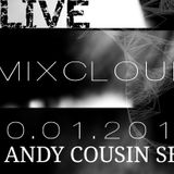 The Andy Cousin Show 10-01-2018