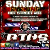 DJ Dominic's Sunday Evening Hot Street Mix Volume 2- Classic Freestyle Tribute Mix 8-30-15
