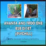 Ananta and TrooArt @ Little Harukaze Gathering B2B