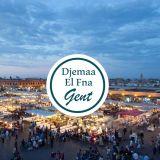 DJEMAA EL FNA - GENTSE LENTE op de Kouter 29/3 (Interview Jamila & Rabah) @Radio Taxi - Urgent.fm