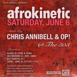 AFROKINETIC Summer Warm-up Mix w/ Chris Annibell