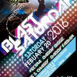 Blast Saturday February 20th Promo