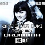 AnnGree @ BigBeat Radio [April 2014]