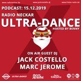 Jack Costello @ RadioNeckar - UltraDance Show 15.12.2019