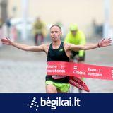 Bėgikai.lt #59   Maratono čempionas Mindaugas Viršilas: norėčiau prasibrauti į olimpiadą