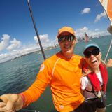 Adventures of a Sailor Girl - Volvo Ocean Race Auckland - On board with Alvimedica