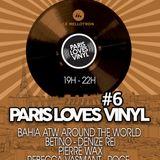 Paris Loves Vinyl #6 Le Mellotron Live Show Feb 2019