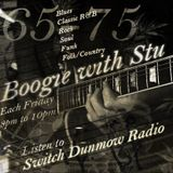 Boogie with Stu - Show #109 - 18th August 2017