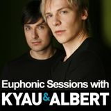 Euphonic Sessions with Kyau & Albert April 2017
