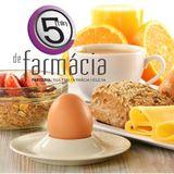 5 Minutos de Farmácia - 21Out - Pequeno Almoço - Cláudia Santos