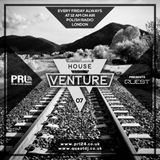 House Venture # 07 pres. QUEST @ Polish Radio London / 11.11.2016