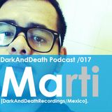 Dark And Death present Marti