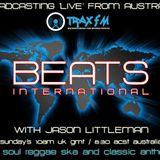 DJ Littleman's Beats International Show Replay On www.traxfm.org - 11th November 2018