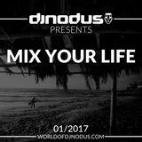 Djnodus Mix your life 01-2017