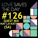 Kat La Kat Love Saves The Day #126