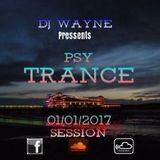 Psy-Trance Session(1.1.17)