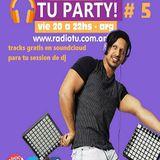 OKONI PODSCATS EPISODIO 5 ( TU PARTY ) www,radiotu.com.ar