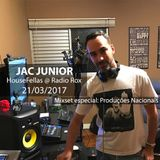 Jac Junior @ HouseFellas Radio Rox 21/03/2017