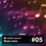 Music Juice #5.5_Paranoise Radio_08 Nov 2017
