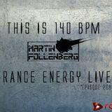 T.E.LIVE # 208 [ Enjoy the mix by Martin Follenberg 5.03.17 ]