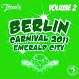 Threeks - Emerald City Vol. 2 - Berlin City Carnival Promo