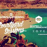 Kove - Live at Global Gathering Courtyard Sessions, DJ Mag TV HQ - 05-Jul-2014