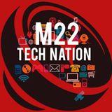 USHUAIA IBIZA RADIO - Marco Lissandrin (M22) - TECH NATION (Session 11/11/2015)