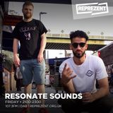 Resonate Sounds w/ Boa Kusasa, Tasty Lopez and Hipsters Don't Dance |16th February 2018