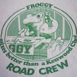 FROGGY LIVE AT ROOSTERS SATURDAY 4th SEPTEMBER 1982