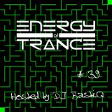 EoTrance #39 - Energy of Trance - hosted by DJ BastiQ