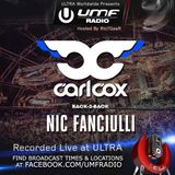 UMF Radio 266 - Carl Cox B2B Nic Fanciulli (Live from Ultra 2014)