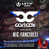 UMF Radio 266 - Carl Cox B2B Nic Fanciulli (Live from Ultra 2014)