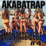 AkabaTrap - Montate BeBe #4 (Jump Up Dnb Vinyl MixSet)