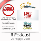 Poltronissima - 3x78 - 28.05.2018 - Love Story - Avrei Voluto Essere