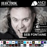 Electrik Playground 9/12/17 inc. Seb Fontaine Guest Session