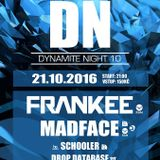 DYNAMITE NIGHT DJ CONTEST - FANTEK 2016