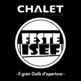 FESTE ISEF pres. il Gran Galà d'Apertura 2013/14 - 23.10.2013