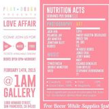 Love Affair//Valentines Day for 1AM Gallery 2.14.16