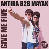 ANTIRA b2b MAYAK – Give Me Five