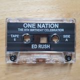 Ed Rush - Foxy & Fearless - One nation 9th birthday 2002