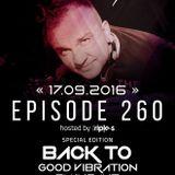 Dj Insane GuestMix Back To Good Vibration - Soundtraffic 17.09.2016