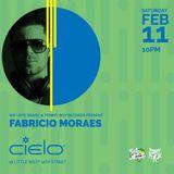 Fabricio Moraes Live @ Cielo NYC