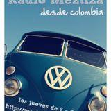 radio meztiza- emision de prueba. capitulo colombia