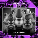 Teddy Killerz FABRICLIVE x Eatbrain Night Promo Mix
