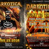 Darkotica With Guest End: The Dj