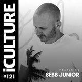 iCulture #121 - Special Guest - Sebb Junior