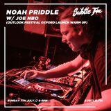 Noah Priddle w/ Joe NBO - Subtle FM 07/07/2019