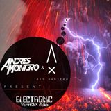 Electronic Yearmix 2015 by Andres Montero & All Exhited